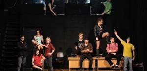 Teatrul National din Sibiu, cei 40 de studenţi şi fondurile europene