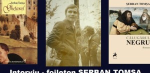 INTERVIU Serban Tomsa: O coborâre în infern