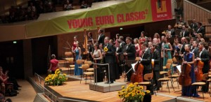 Orchestra Română de Tineret -  succes fulminant la Berlin