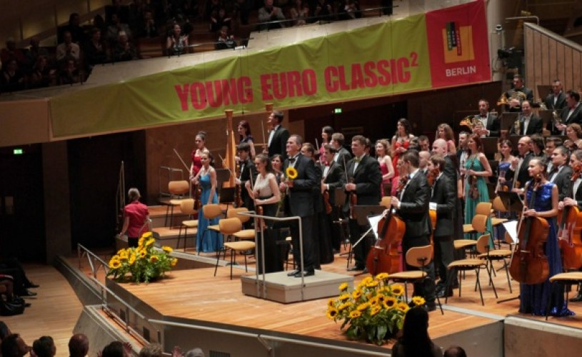 Orchestra Română de Tineret –  succes fulminant la Berlin