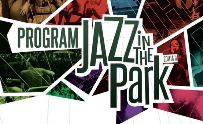 Jazz in the Park – muzica bună se întoarce în parc, la Cluj