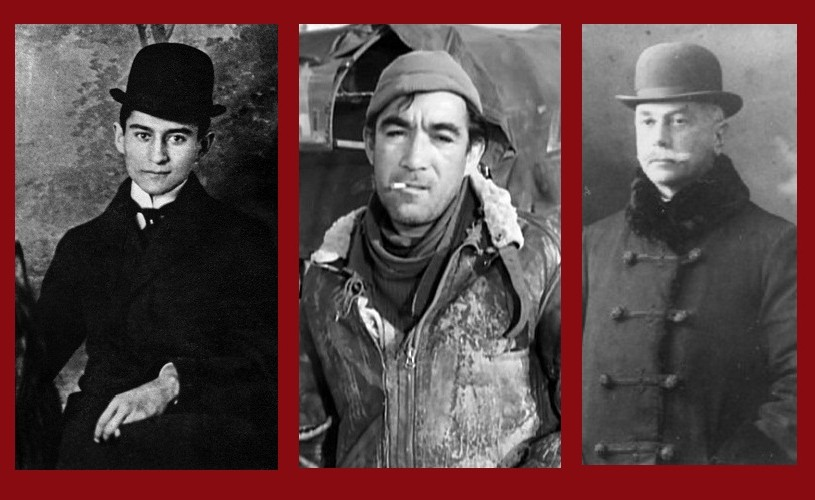 Kafka, Anthony Quinn & Duiliu Zamfirescu
