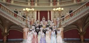 Corul Madrigal - concert de Paște la Ateneul Român