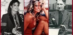 Michael Jackson, Farrah Fawcett & George Orwell – ŞTIAŢI CĂ... ?