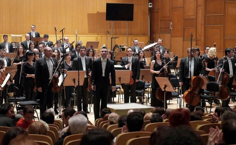 Simfonia Leningrad de Şostakovici la Sala Radio