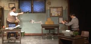 """,,Funcționarii"""" - o comedie spumoasă, în Bucureștii lui Caragiale"""