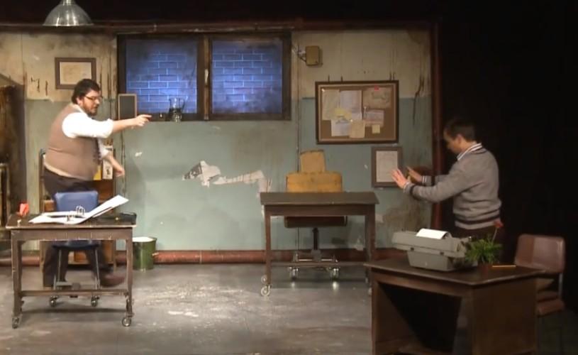 """,,Funcționarii"""" – o comedie spumoasă, în Bucureștii lui Caragiale"""