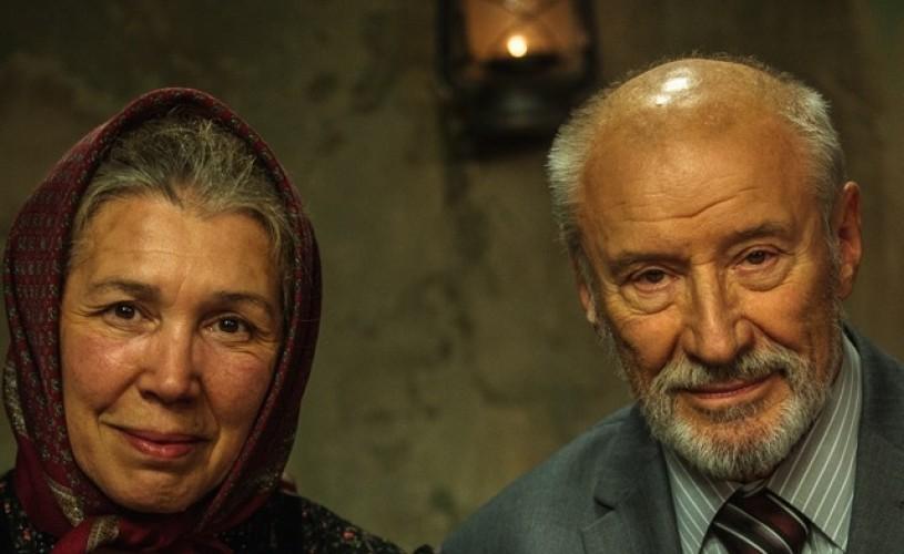 """Victor Rebengiuc și Victoria Cociaș – în ,,Lindenfeld"""", de Radu Gabrea"""
