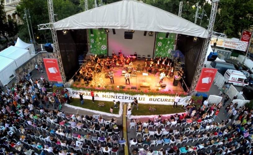Noul format al Bucharest Music Film Festival a cucerit bucureștenii