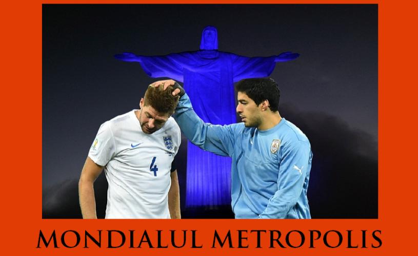 Merry Christmas and Good bye, Mr. Hodgson! – Mondialul Metropolis