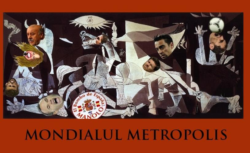 Balada Meşterului Cahill – Mondialul Metropolis