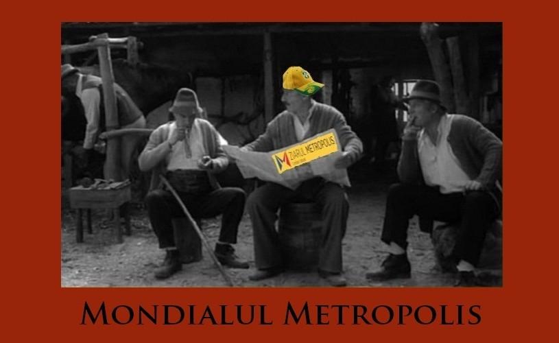 Mondialul Metropolis în Poiana lui Iocan