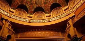 Notă informativă cu privire la prezența în Teatrul Național din Timișoara