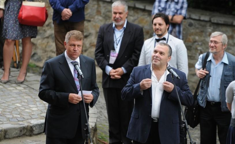 Șapte noi stele pe Aleea Celebrităților de la Sibiu