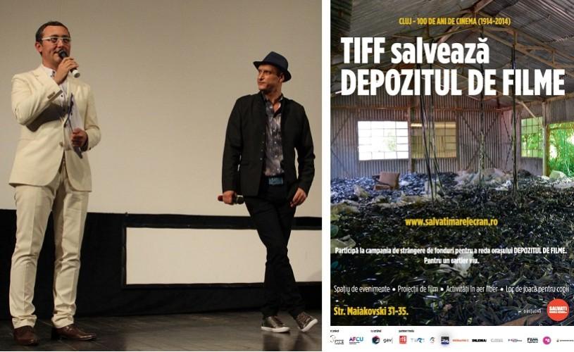 TIFF salvează Depozitul de Filme