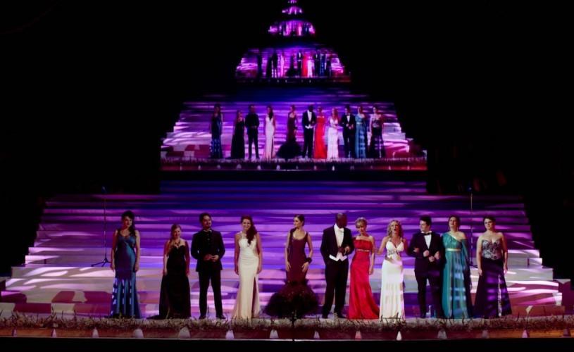 "Concursul Internaţional de Canto ""Le Grand Prix de l' Opéra"", la final"