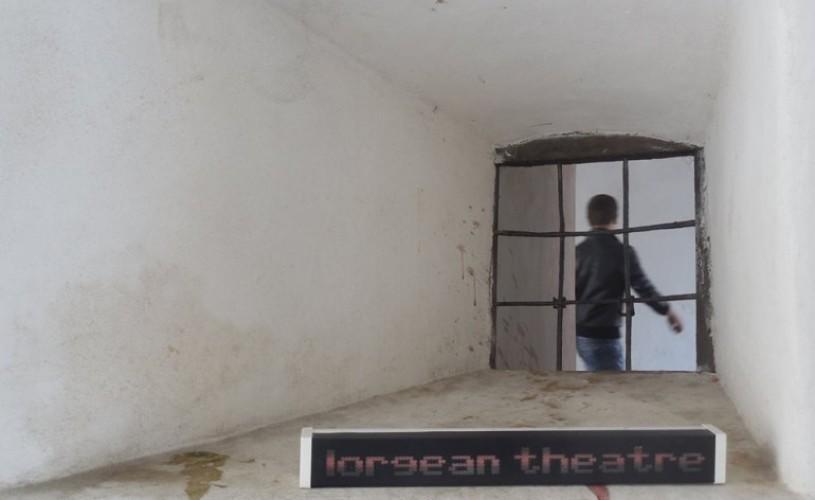 Scrie pentru patru pereți – concurs de dramaturgie