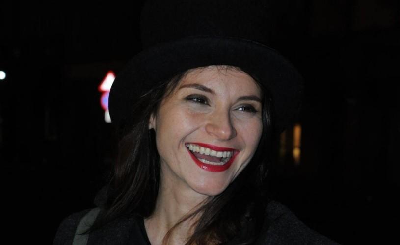 """<strong>Andreea Bibiri</strong>: """"Pentru mine e important spectacolul, nu teatrul"""""""
