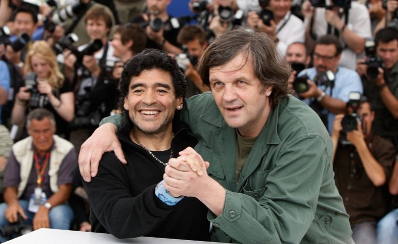 Kusturica & Maradona, miercuri, la TVR 1