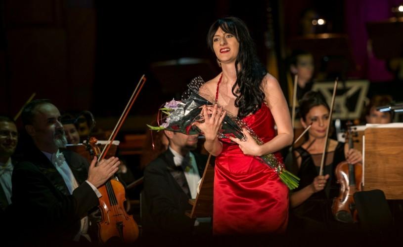 """Adriana Ferfecka – câştigătoareaConcursului """"Le Grand Prix de l'Opéra"""""""