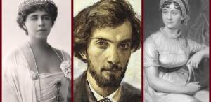 Regina Maria, Caravaggio & Jane Austen