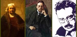 Rembrandt, Cehov & Walter Benjamin – Ştiaţi că...