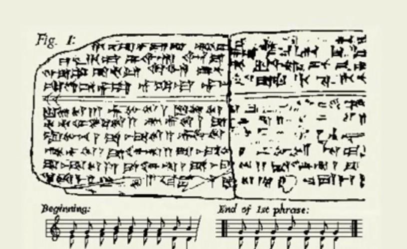 S-a descoperit cea mai veche piesă muzicală din lume