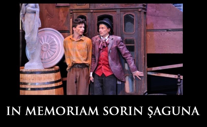 In memoriam SORIN ŞAGUNA – 'O noapte furtunoasă', vineri, de la 11.10 la TVR