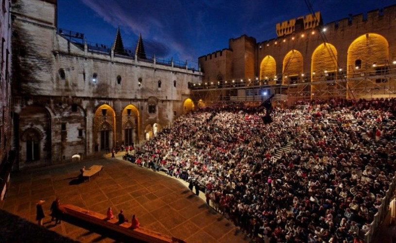 Festivalul de la Avignon, dereglat de grevă