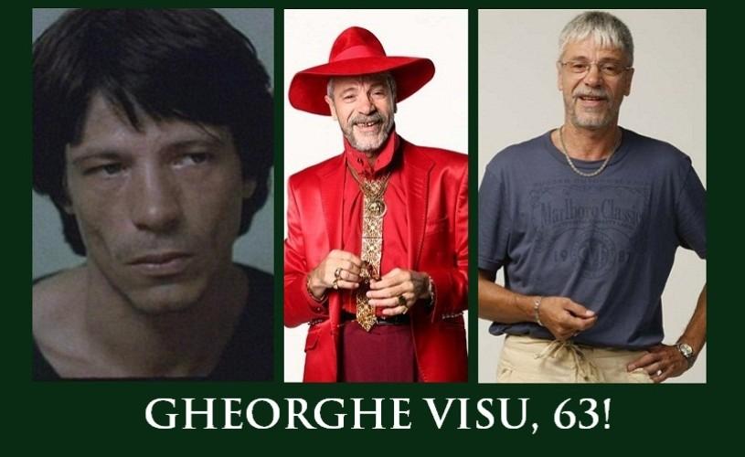 Gheorghe Visu, 63 de ani. La Mulţi ani!