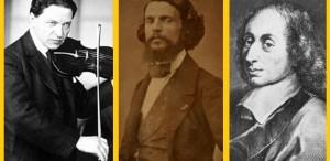 Enescu, Theodor Aman şi Pascal