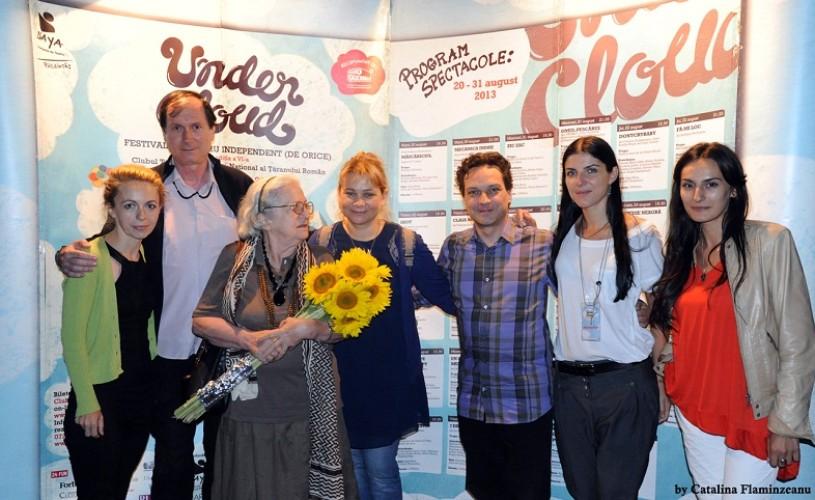 UNDERCLOUD 2014 – Al şaptelea an de teatru independent românesc
