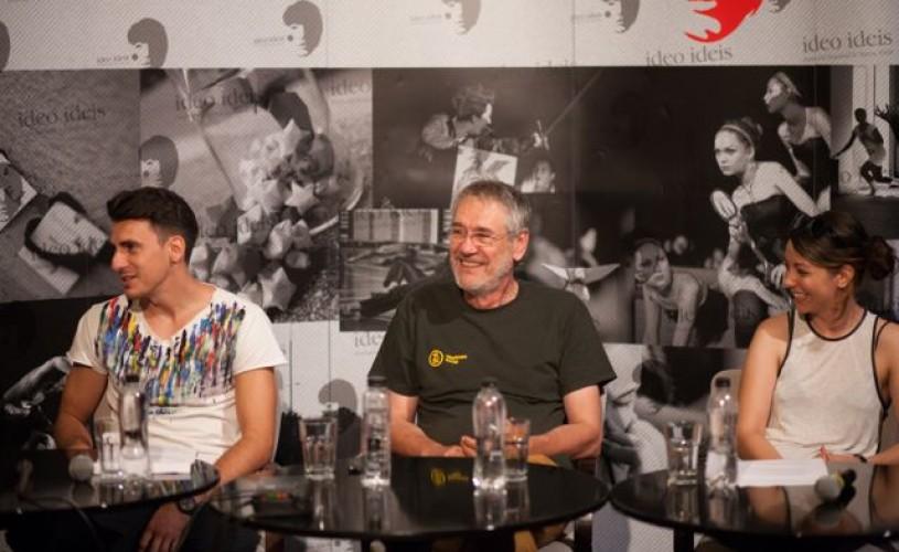 """Marcel Iureș, """"căsătorit"""" cu Festivalul Ideo Ideis"""