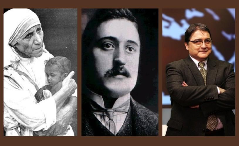 Maica Tereza, Apollinaire şi Emil Hurezeanu – 26 august