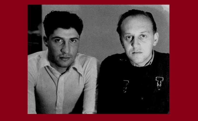 MEMORIA CULTURALĂ. Gellu Naum & Victor Brauner – O întâlnire