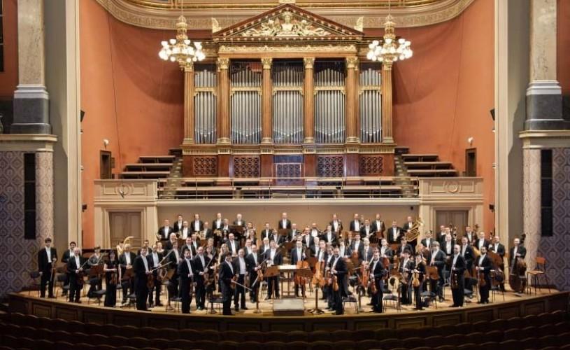 Concerte ale Orchestrei din Praga, cu dirijorul Tiberiu Soare și pianistul Horia Mihail
