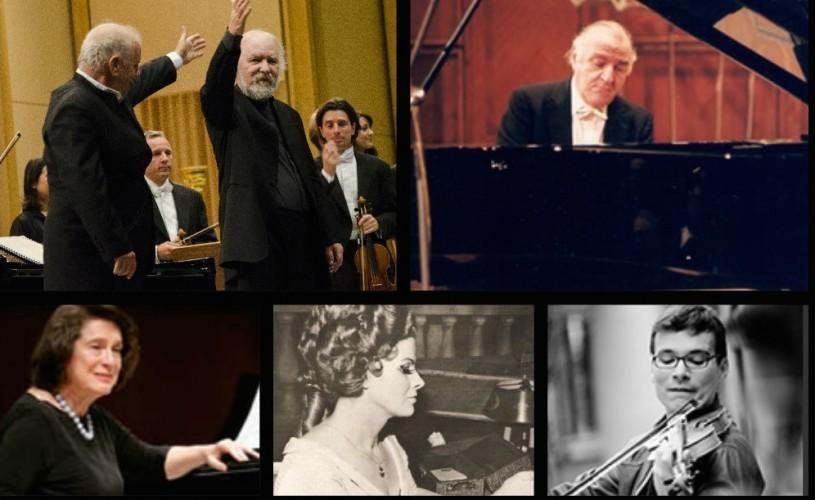 O săptămână până la deschiderea Concursului Enescu