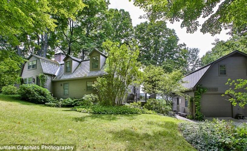 Casa lui J.D. Salinger, la vânzare pentru 679.000 de dolari