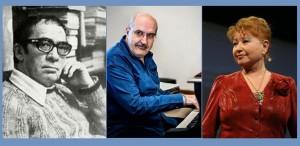 Marin Preda, Dan Grigore & Rodica Popescu Bitănescu