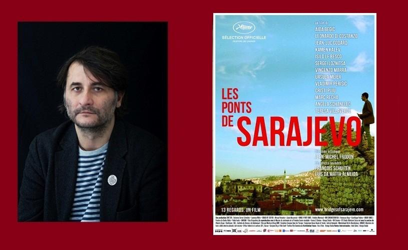 """Cristi Puiu, Valeria Seciu şi Marian Râlea, la Sarajevo cu filmul colectiv """"Bridges of Sarajevo"""""""