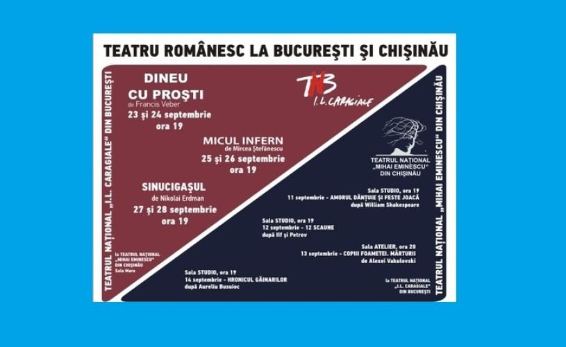 Doua Teatre Nationale, o singură limbă