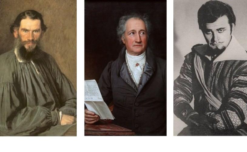 Tolstoi, Goethe şi Nicolae Herlea – Ştiaţi că…?