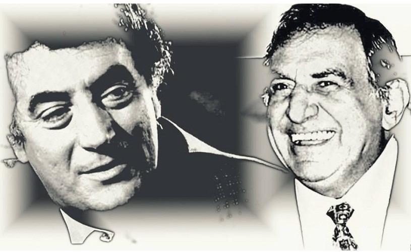 Toma Caragiu & Jean Constantin