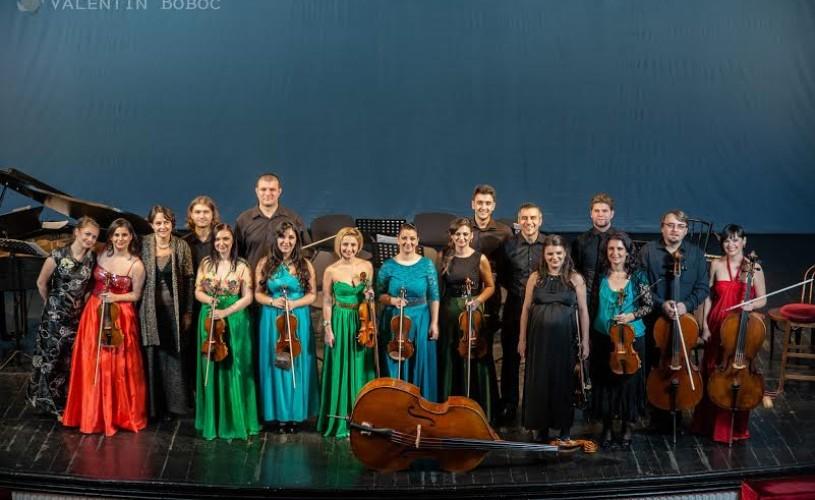 Symphactory Orchestra cântă la Festivalul Intercultural de Tradiție Maramureșeană