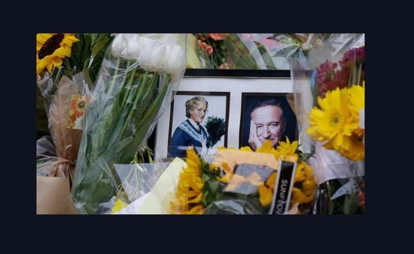 """Robin Williams, înmormântat discret. Actorul, personaj în saga """"Zelda""""?"""