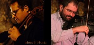 Bach to the future - primul concert al Duetului Hess ||: Horia