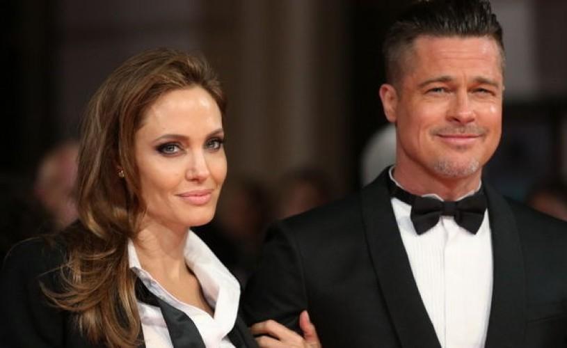 Angelina Jolie şi Brad Pitt – nuntă cu fotografii de milioane