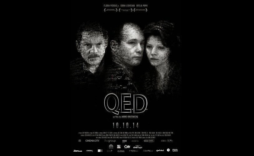 Q.E.D., trailer şi afiş de Hollywood