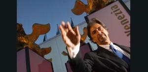 Al Pacino, vedeta festivalului de film de la Veneţia, în mare vervă