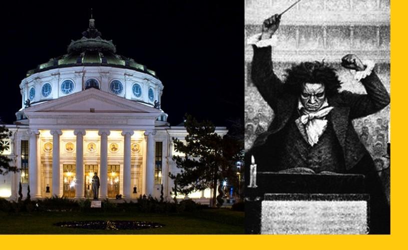 Simfonia nr. 9, de Beethoven, deschide stagiunea simfonică la Ateneu